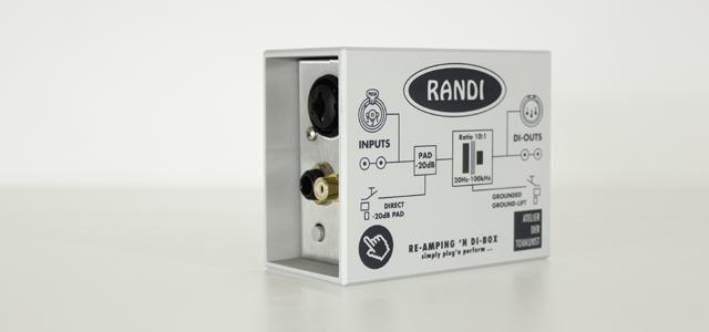 Atelier der Tonkunst – Produkt Randi – Abb.1
