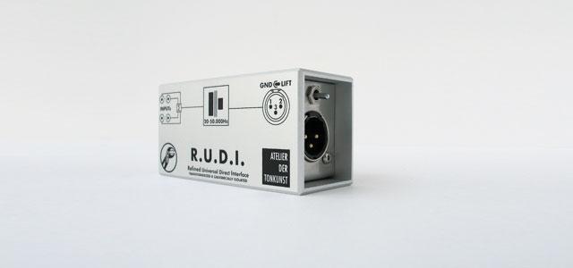 Atelier der Tonkunst – Produkt R.U.D.I.