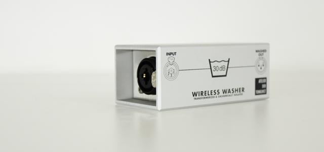 Atelier der Tonkunst – Produkt Wireless Washer – Abb.1