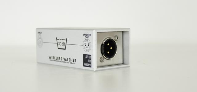 Atelier der Tonkunst – Produkt Wireless Washer – Abb.2