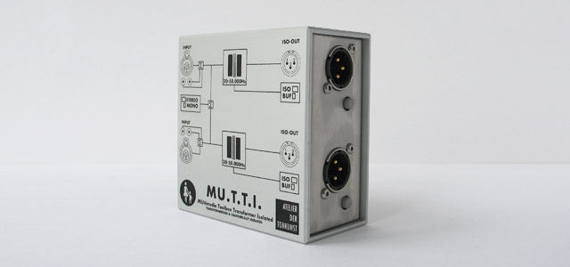 Atelier der Tonkunst – Produkt M.U.T.T.I. – Abb. 1
