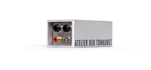 Atelier der Tonkunst – Produkt DI-BOX HR – Abb. 1